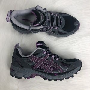 ASICS GEL KAHANA Size 9 Running Shoes T0E5N